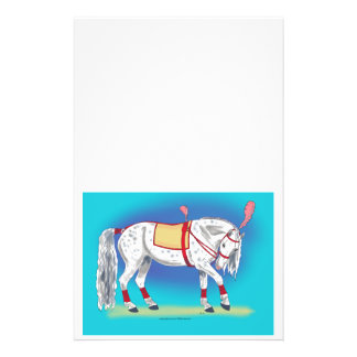 Circus Horse Personalized Flyer