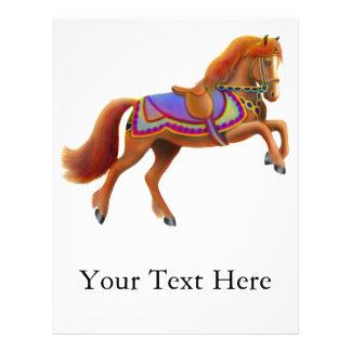 Circus Horse Flyer