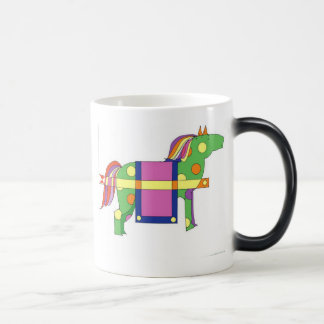 circus horse  mug