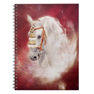 Circus Horse Notebook
