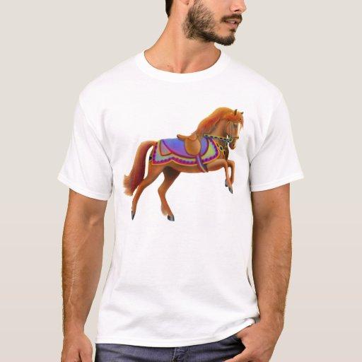 Circus Horse T-Shirt