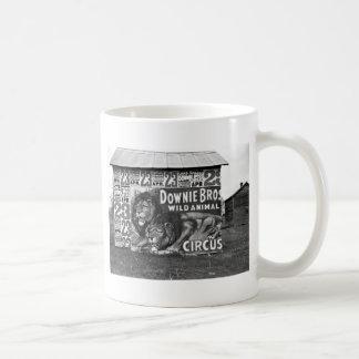 Circus in Tennessee, 1930s Classic White Coffee Mug