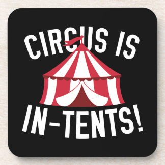 Circus Is In-Tents! Coaster