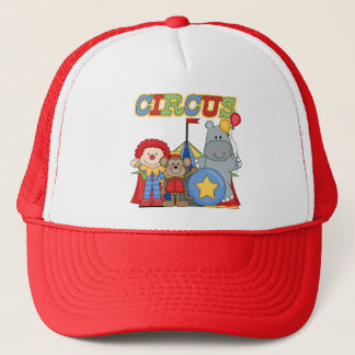 Circus is in Town Tshirts and Gifts Trucker Hat