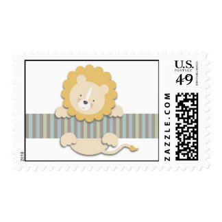 Circus Lion | Stamps