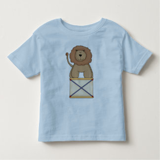 Circus Lion Tee Shirt