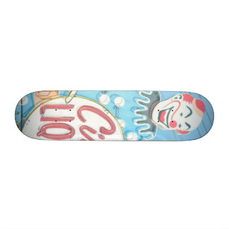 Circus Liquor Clown Board Skateboard
