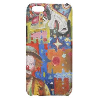 """""""Circus Memories"""" Case For iPhone 5C"""