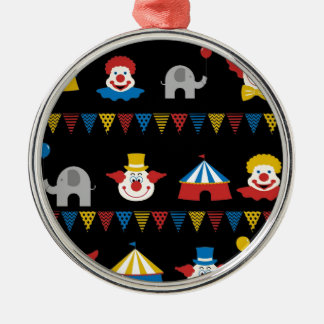 Circus Metal Ornament