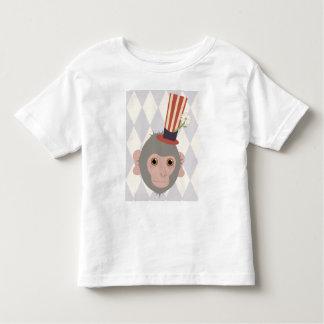 Circus Monkey Toddler T-shirt