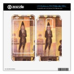 Circus parade by Georges Seurat LG Optimus 2X Decals