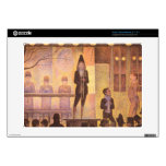 Circus parade by Georges Seurat Decal For Acer Chromebook
