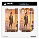 Circus parade by Georges Seurat HTC Inspire 4G Skin