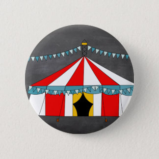 Circus Party and Tent Gifts Button
