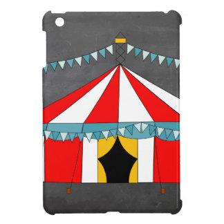 Circus Party and Tent Gifts Cover For The iPad Mini