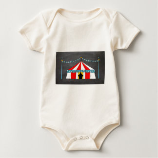 Circus Party Gifts Baby Bodysuit