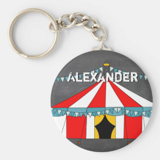 Circus Party Gifts Keychain
