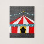Circus Party Gifts Puzzle