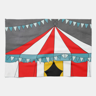 Circus Party Gifts Towel