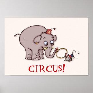 Circus! Poster