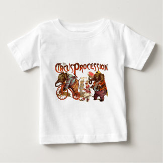 Circus Procession Baby T-Shirt