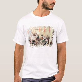Circus Procession in Italy, 1830 T-Shirt
