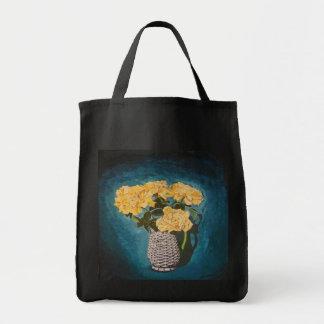 Circus Roses Tote Bag