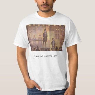 Circus Sideshow by Georges Seurat T-Shirt