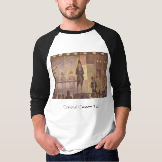 Circus Sideshow by Georges Seurat Tshirt