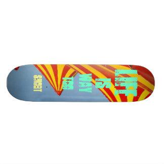 Circus Skateboard Deck