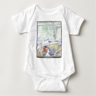 Circus (Sketch) By Seurat Georges T Shirts