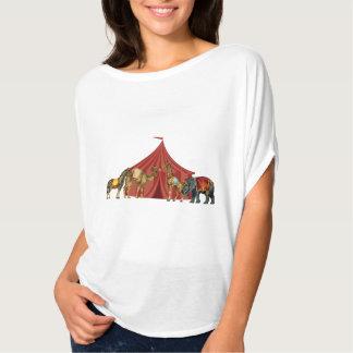 Circus Tent and Animals T-Shirt