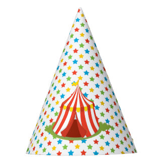Circus Tent   Circus Theme Party Hat