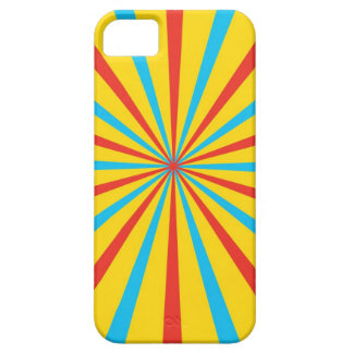 Circus Tent Pattern iPhone 5 Case