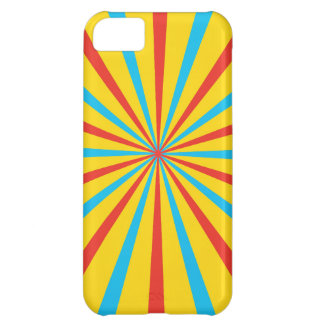 Circus Tent Pattern Case For iPhone 5C