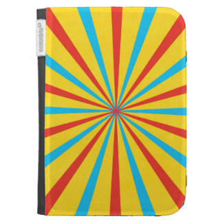 Circus Tent Pattern Cases For The Kindle