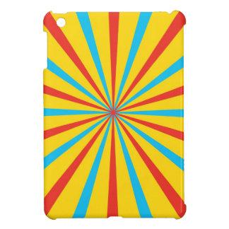 Circus Tent Pattern iPad Mini Case