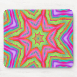 Circus - The Star Mouse Pad