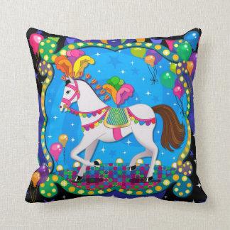 circus theme pillow