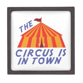 Circus Town Premium Trinket Boxes