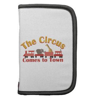 Circus Train Planner