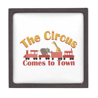 Circus Train Premium Gift Boxes