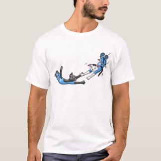 Circus Trapeze cats T-Shirt