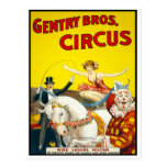 Circus Trick Rider, 1920 Postcards