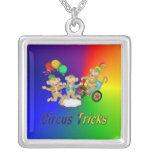Circus Tricks Necklaces