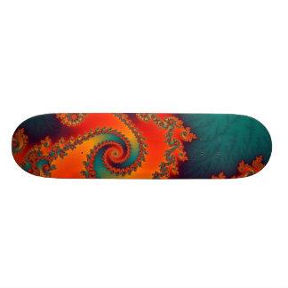 Circus Triple Twirl Skateboard
