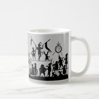 Circus Troupe Coffee Mug