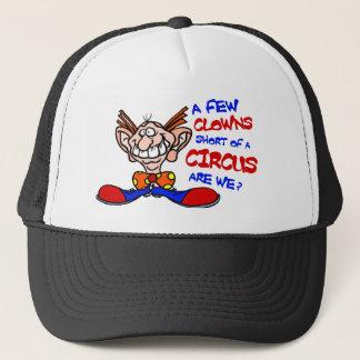 Circus Trucker Hat