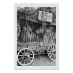 Circus Wagon Posters
