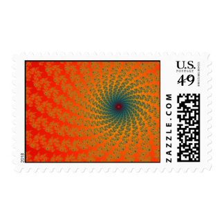 Circus Whirlpool2 Postage Stamp